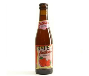 Chapeau Fraise / Erdbeere - 25cl