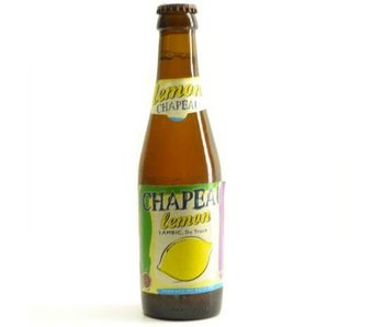Chapeau Lemon - 25cl