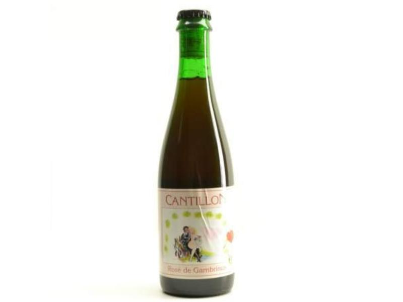 WA Cantillon Rose de Gambrinus