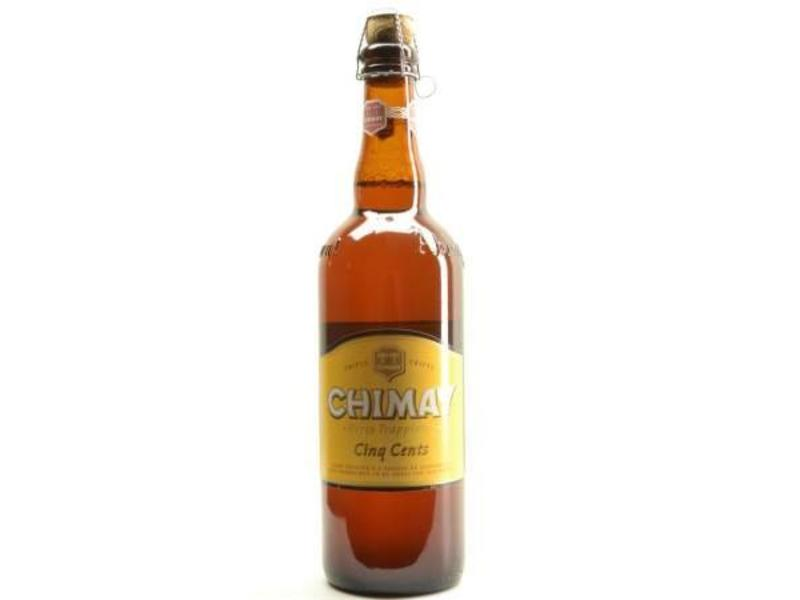 Chimay Wit Cinq Cents