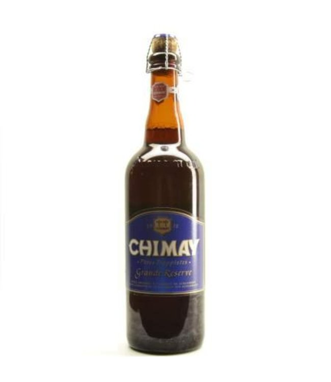 75cl   l-------l Chimay Blauw Grande Reserve - 75cl