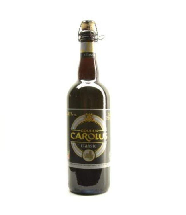 75cl   l-------l Gouden Carolus classic - 75cl