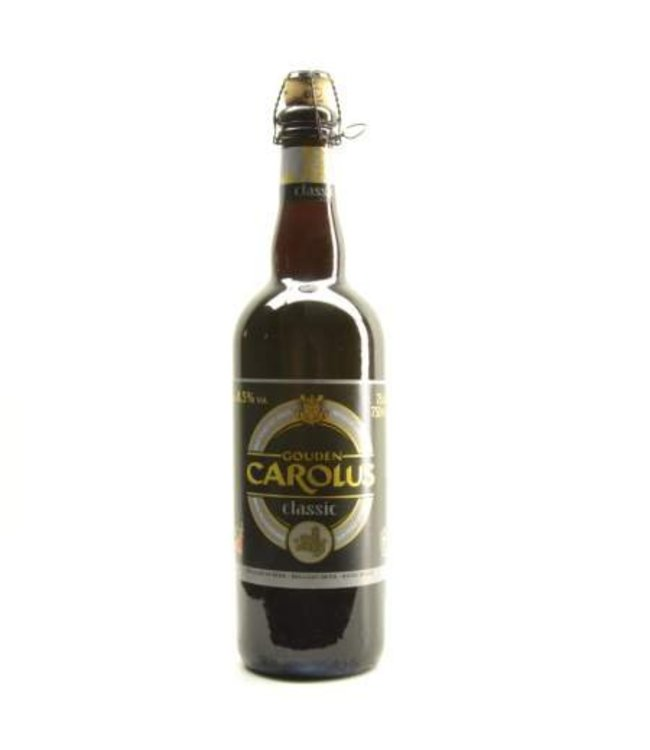 Gouden Carolus classic - 75cl