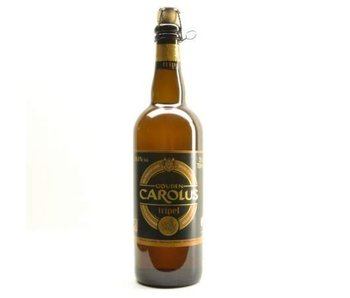 Gouden Carolus Tripel - 75cl