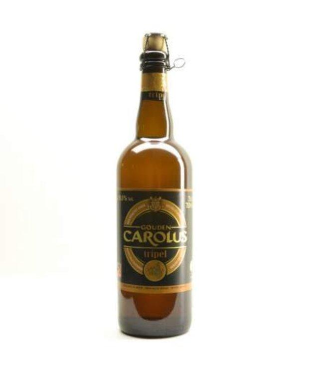 75cl   l-------l Gouden Carolus Tripel - 75cl
