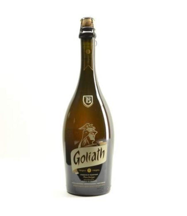 75cl   l-------l Goliath Tripel - 75cl