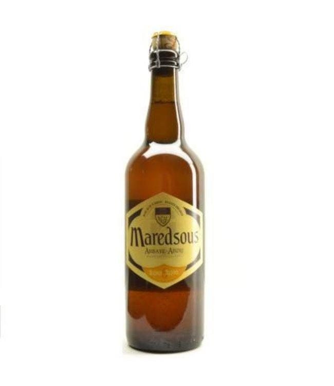 75cl   l-------l Maredsous Blond - 75cl