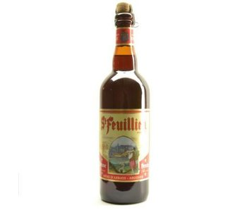 St Feuillien Brown - 75cl