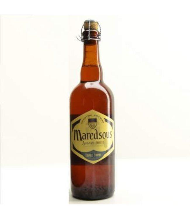 75cl   l-------l Maredsous Tripel - 75cl