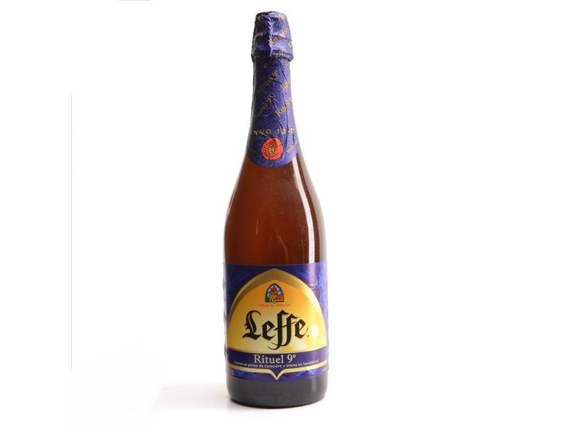 WB / FLES Leffe Rituel 9 - 75cl