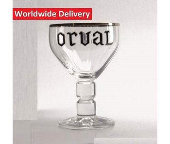 Trappist Orval Beer Glass - 33cl