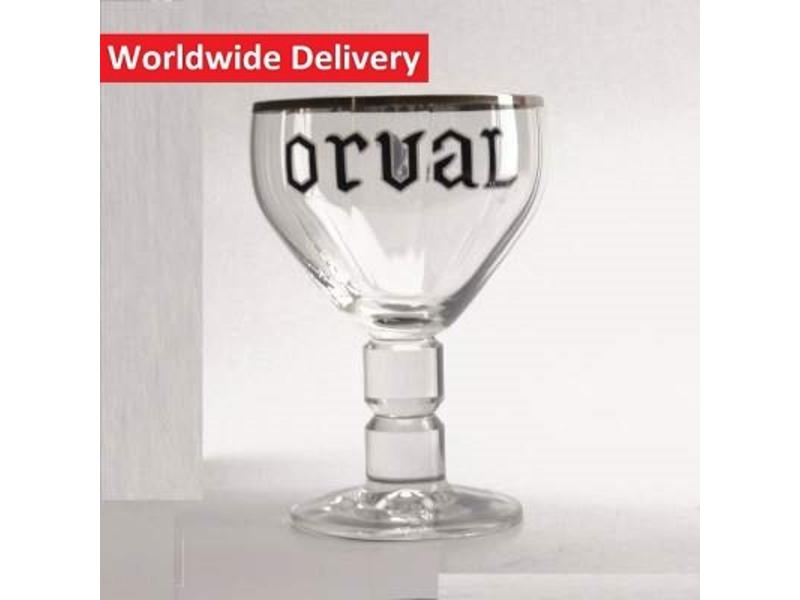G1 Trappist Orval Glas