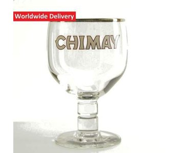 Chimay Trappist Beer Glass - 33cl