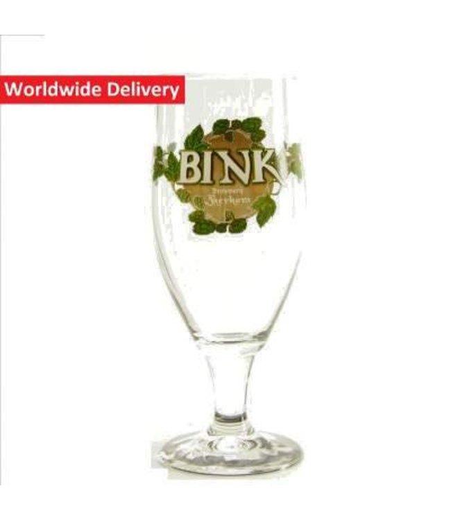 GLAS l-------l Bink Bierglas - 33cl