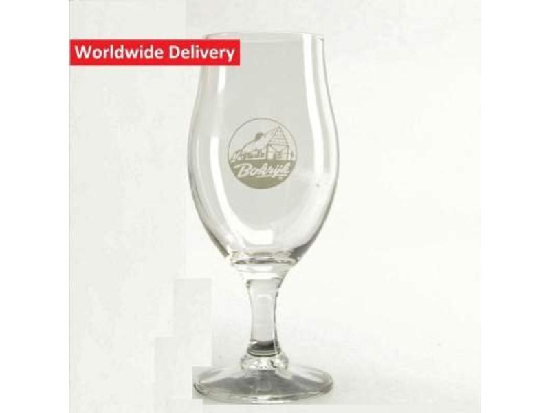 Bokrijks Kruikenbier Beer Glass