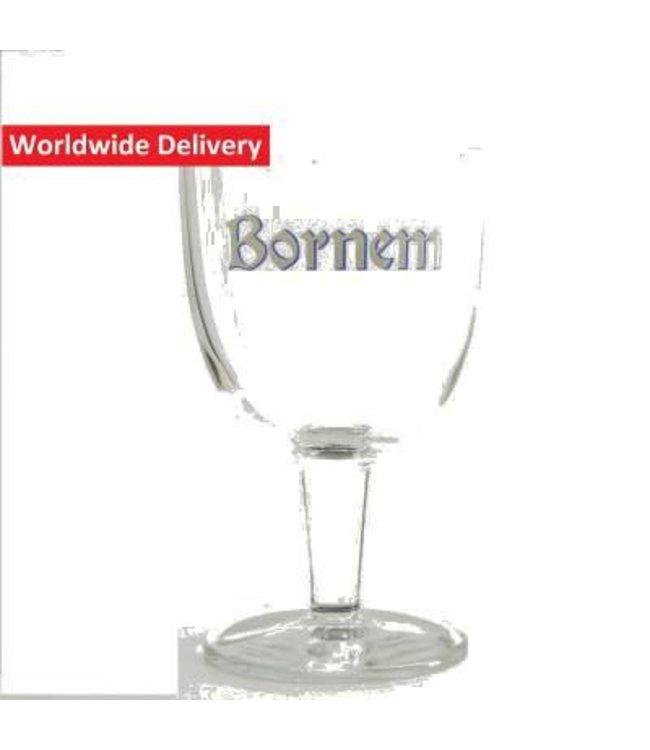 GLAS l-------l Bornem Bierglas - 33cl