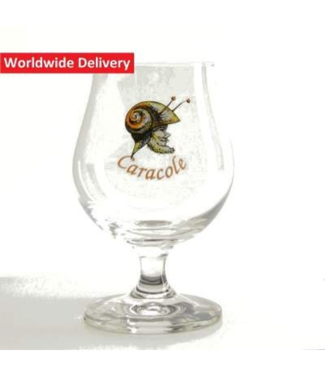 GLAS l-------l Caracole Beer Glass - 25cl