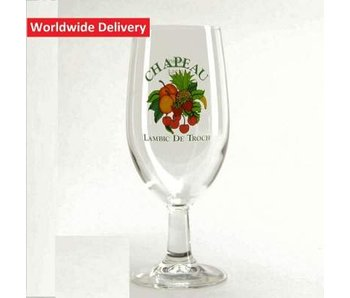 Chapeau Beer Glass - 25cl