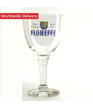 Floreffe Beer Glass on Foot - 33cl