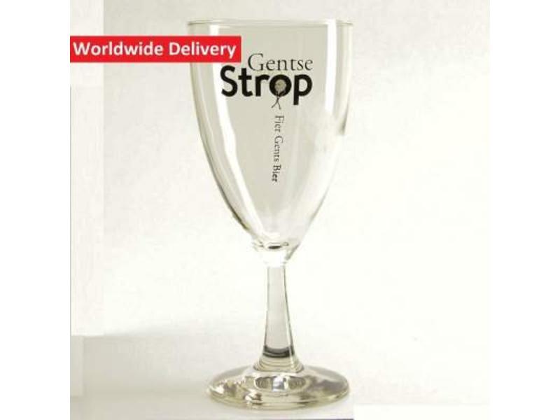 WD / STUK Gentse Strop Bierglas