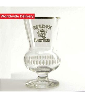 Gordon Finest Beer Glass - 33cl