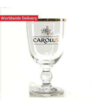 GLAS l-------l Gouden Carolus Beer Glass - 33cl