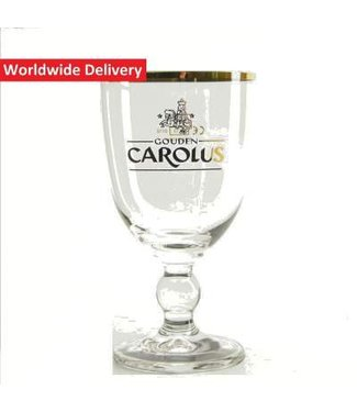 Gouden Carolus Beer Glass - 33cl
