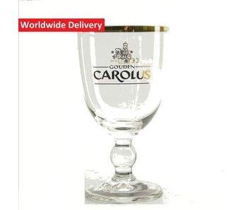 Gouden Carolus Beer Glass - 25cl