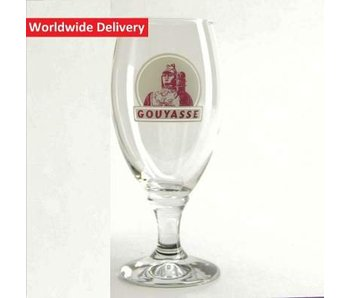 Gouyasse Beer Glass - 33cl