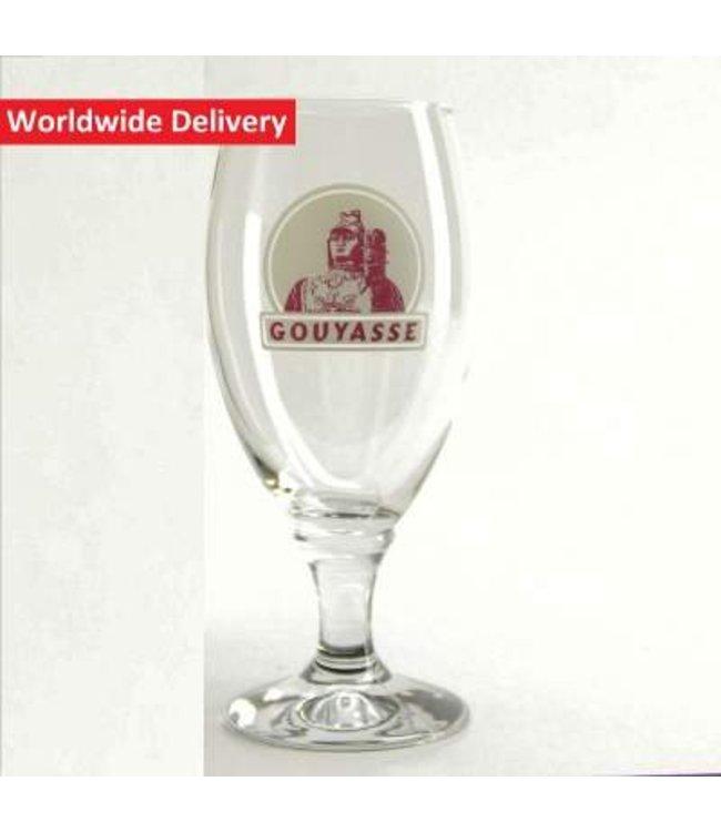GLAS l-------l Gouyasse Bierglas - 33cl
