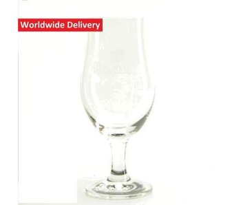 Hoegaarden On Foot Beer Glass - 25cl