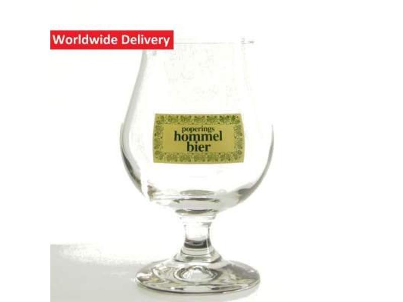 Hommelbier Beer Glass