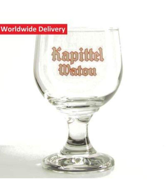GLAS l-------l Kapittel Watou Bierglas - 33cl