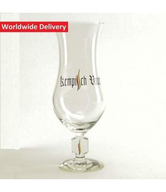 GLAS l-------l Kempisch Vuur Beer Glass - 33cl