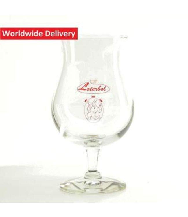 Loterbol Beer Glass - 25cl