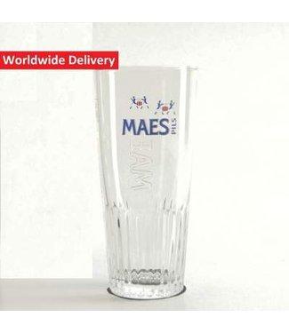 GLAS l-------l Maes Pils Beer Glass - 25cl