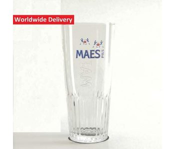 Maes Pils Beer Glass - 25cl
