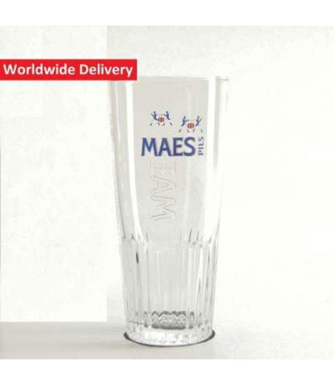 GLAS l-------l Maes Pils Bierglas - 25cl