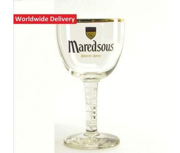 Maredsous Beer Glass - 33cl