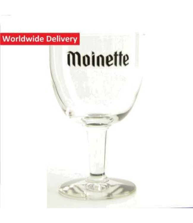 GLAS l-------l Moinette Bierglas - 33cl