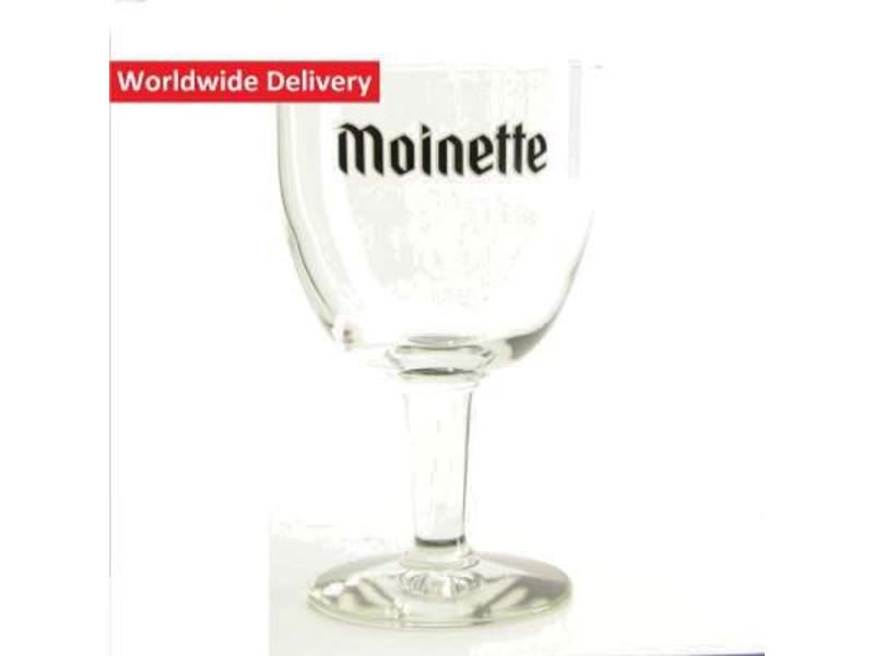 Moinette Bierglas