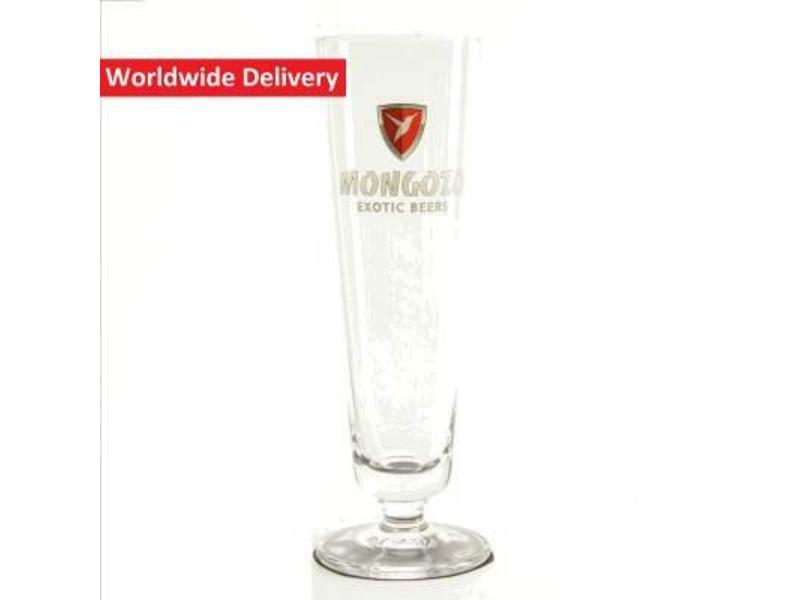 Mongozo Beer Glass