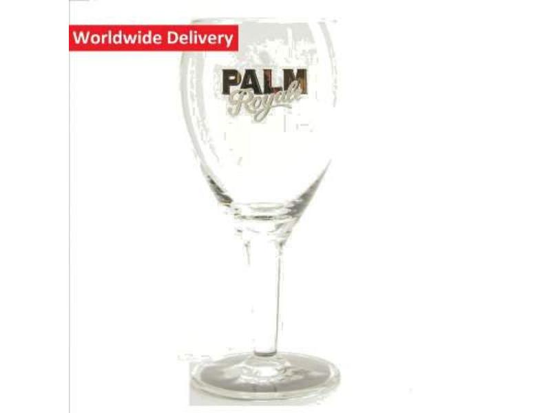 Palm Royale Beer Glass