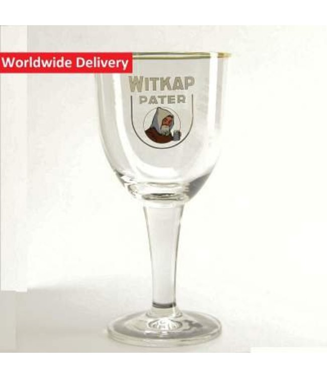 Witkap Pater Beer Glass - 33cl