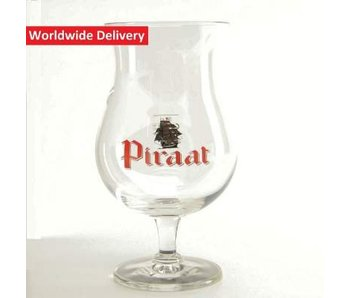 Piraat Bierglas - 33cl