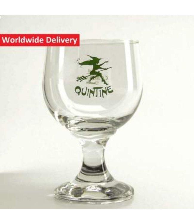 GLAS l-------l Quintine Bierglas - 33cl