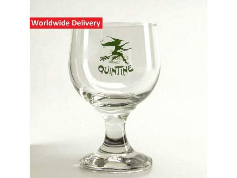 WD Quintine Beer Glass