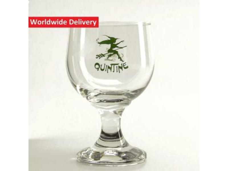 WD / STUK Quintine Beer Glass