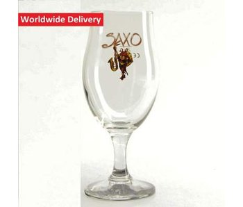 Saxo Beer Glass - 25cl