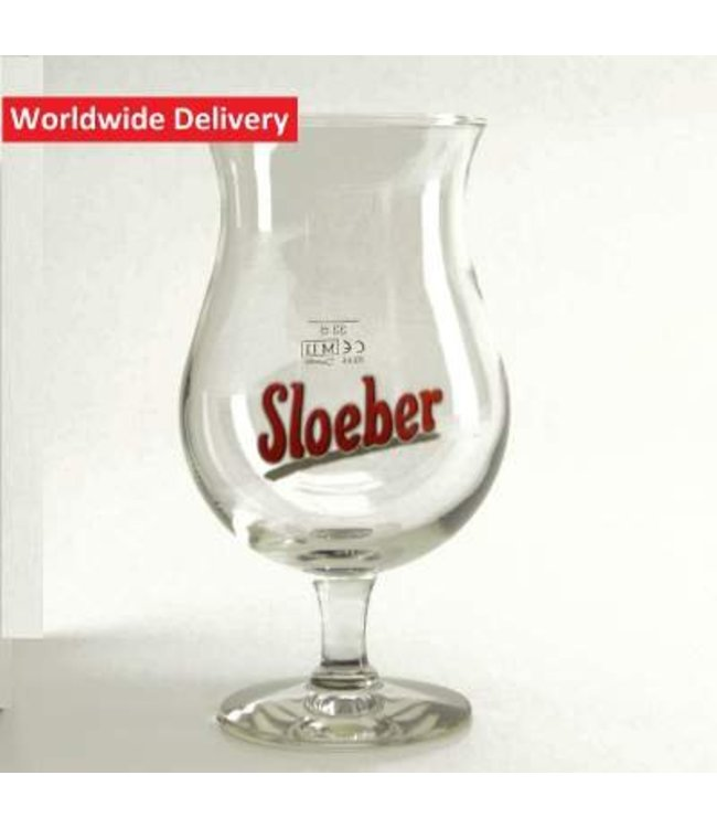 Sloeber Bierglas - 33cl